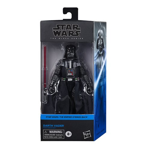 Star Wars The Black Series Darth Vader 6-Inch Action Figure