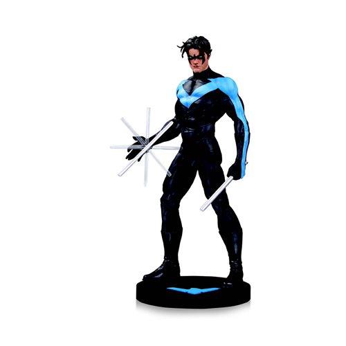 DC Designer Series Nightwing by Jim Lee Mini-Statue