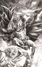 BATMAN BLACK AND WHITE #2 (OF 6) CVR B DOUG BRAITHWAITE VAR