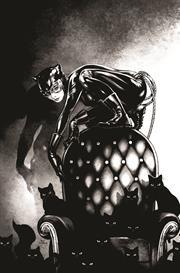 BATMAN BLACK AND WHITE #2 (OF 6) CVR C KAMOME SHIRAHAMA CATWOMAN VAR