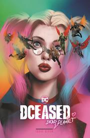DCEASED DEAD PLANET #7 (OF 7) CVR C BEN OLIVER MOVIE HOMAGE CARD STOCK VAR