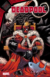 DEADPOOL #10 KIB