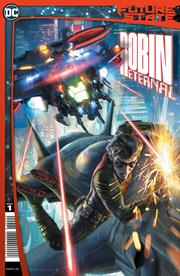 FUTURE STATE ROBIN ETERNAL #1 (OF 2) CVR A EMANUELA LUPACCHINO & IRVIN RODRIGUEZ