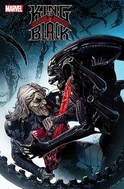 KING IN BLACK #3 (OF 5) GIANGIORDANO MARVEL VS ALIEN VAR