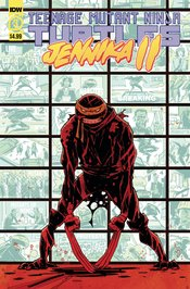 TMNT JENNIKA II #3 (OF 6) CVR A REVEL