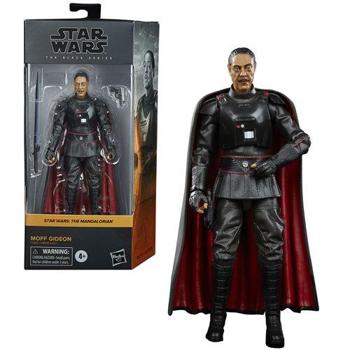 Star Wars The Black Series Moff Gideon 6-Inch Action Figure