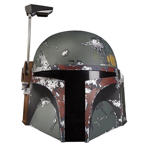 Star Wars The Black Series Boba Fett Helmet Prop Replica