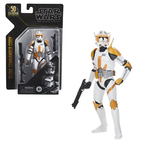 Star Wars The Black Series Archive Clone Commander Cody 6-Inch Action Figure