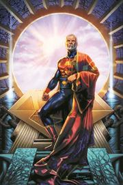 FUTURE STATE SUPERMAN HOUSE OF EL #1 (ONE SHOT) CVR B JAY ANACLETO CARD STOCK VAR