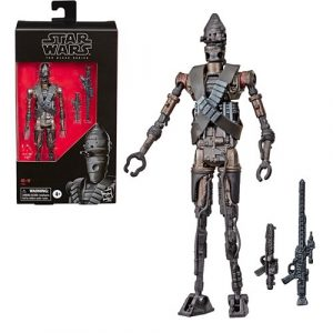 Star Wars The Black Series IG-11 6-inch Action Figure