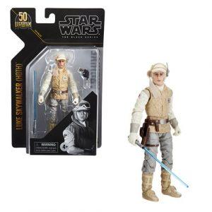 Star Wars The Black Series Archive Luke Skywalker (Hoth) 6-Inch Action Figure