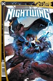 FUTURE STATE NIGHTWING #2 (OF 2) CVR A YASMINE PUTRI