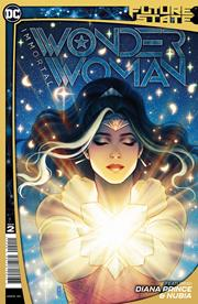 FUTURE STATE IMMORTAL WONDER WOMAN #2 (OF 2) CVR A JEN BARTEL