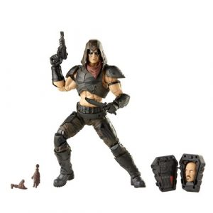 G.I. Joe Classified Series 6-Inch Zartan Action Figure