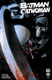 BATMAN CATWOMAN #6 (OF 12) CVR A CLAY MANN (MR)