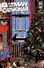 BATMAN CATWOMAN SPECIAL #1 (ONE SHOT) CVR A JOHN PAUL LEON
