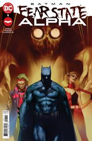 BATMAN FEAR STATE ALPHA #1 (ONE SHOT) CVR A BEN OLIVER