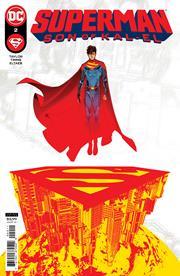 SUPERMAN SON OF KAL-EL #2 CVR A JOHN TIMMS