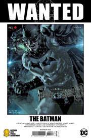 BATMAN #112 CVR D INC 1:50 KAEL NGU CARD STOCK VAR (FEAR STATE)