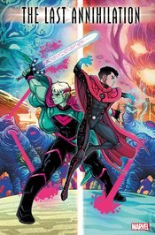 LAST ANNIHILATION WICCAN AND HULKLING #1
