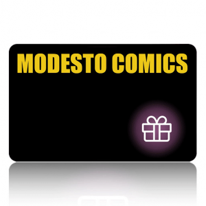 Modesto Comics Gift Card