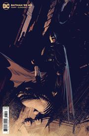 BATMAN 89 #3 (OF 6) CVR B LEE WEEKS CARD STOCK VAR