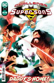 CHALLENGE OF THE SUPER SONS #7 (OF 7) CVR A SIMONE DI MEO