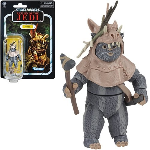 Star Wars The Vintage Collection 3 3/4-Inch Teebo Action Figure