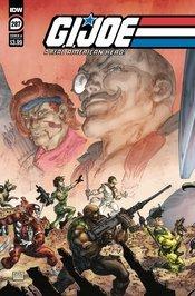 GI JOE A REAL AMERICAN HERO #287 CVR A WILLIAMS II
