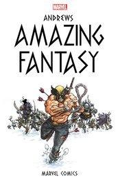AMAZING FANTASY #4 (OF 5) ANDREWS VAR