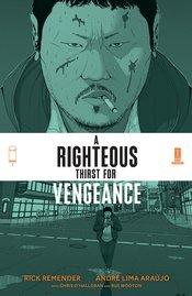 RIGHTEOUS THIRST FOR VENGEANCE #1 CVR A ARAUJO & OHALLORAN