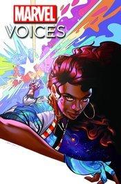 MARVELS VOICES COMMUNITY #1 MANAHINI VAR