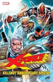X-FORCE KILLSHOT ANNIVERSARY SPECIAL #1 LIEFELD VAR